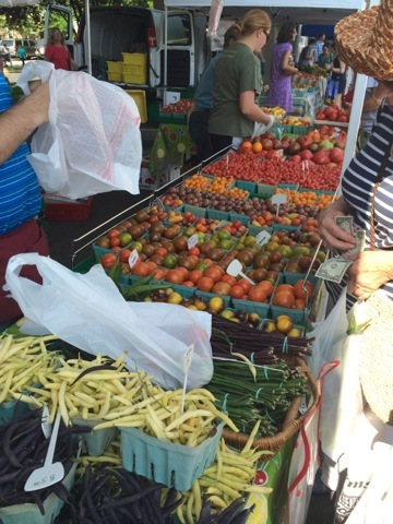 Collingswood Attractions, Collingswood Farmers Market, Farmers Market, Things to do in Collingswood